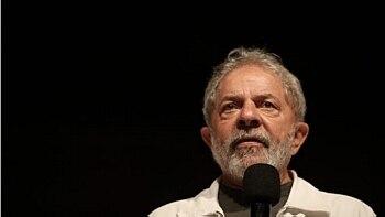 Lula em dezembro de 2017 no Sindicato dos Bancários, em Brasília. Foto: Dida Sampaio/ Estadão