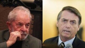 O ex-presidente Luiz Inácio Lula da Silva e o presidente Jair Bolsonaro. Foto: Amanda Perobelli/REUTERS e Dida Sampaio/ESTADÃO