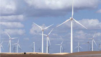 A energia eólica acaba de atingir a marca de 18 GW de capacidade instalada no Brasil. Foto: JF Diorio/Estadão
