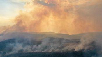 As mudanças climáticas causadas pelo aquecimento global contribui para maior intensidade de fenômenos como os incêndios florestais que devastam o Cerrado brasileiro. Foto: Dida Sampaio/Estadão