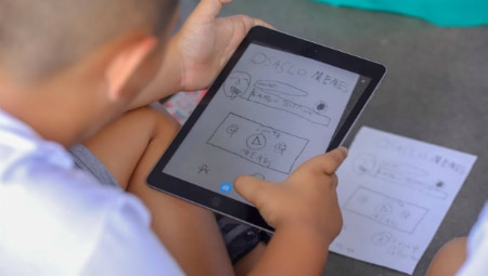 Gustavo Alvarenga/Planeta Educação