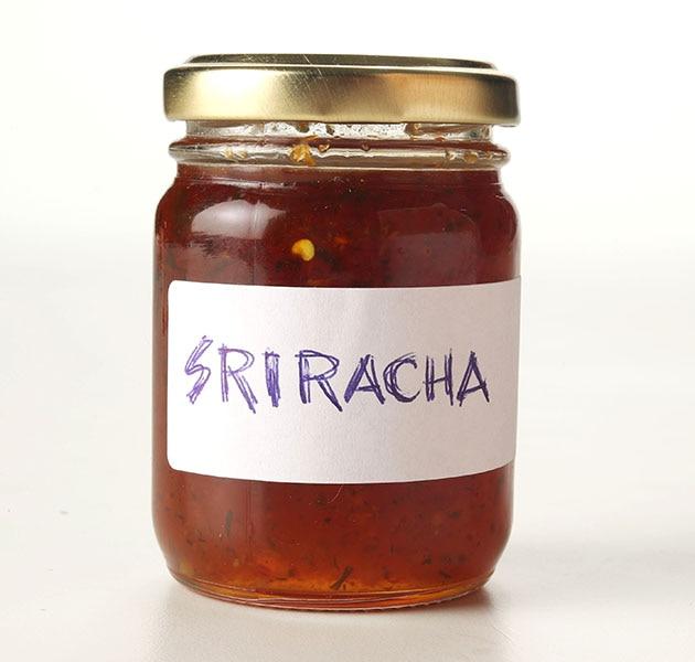 Faça o seu próprio molho de pimenta Sriracha
