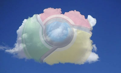 A força do Chrome está no céu