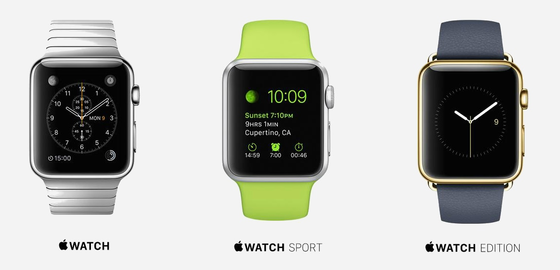 731bb1d92e2 Relógio Apple Watch chega custando de US  350 a US  17 mil - Link ...