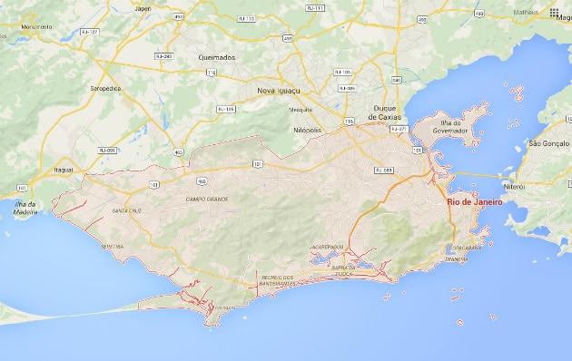 Google maps passa a exibir localizao de nibus em tempo real no rio de janeiro google mapsg stopboris Image collections