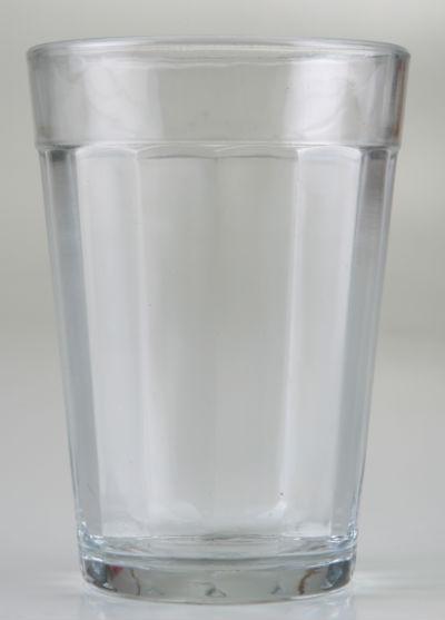 O copo americano, inspirado em copos de época dos Estados Unidos (Foto: Felipe Rau/AE)