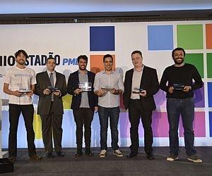 Vencedores da terceira edição