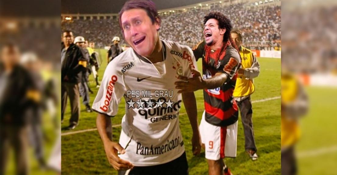 Os Memes Da Derrota Do Corinthians Para O Flamengo Na Copa