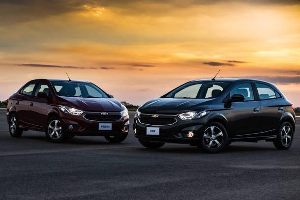 Os 20 carros mais vendidos de 2017