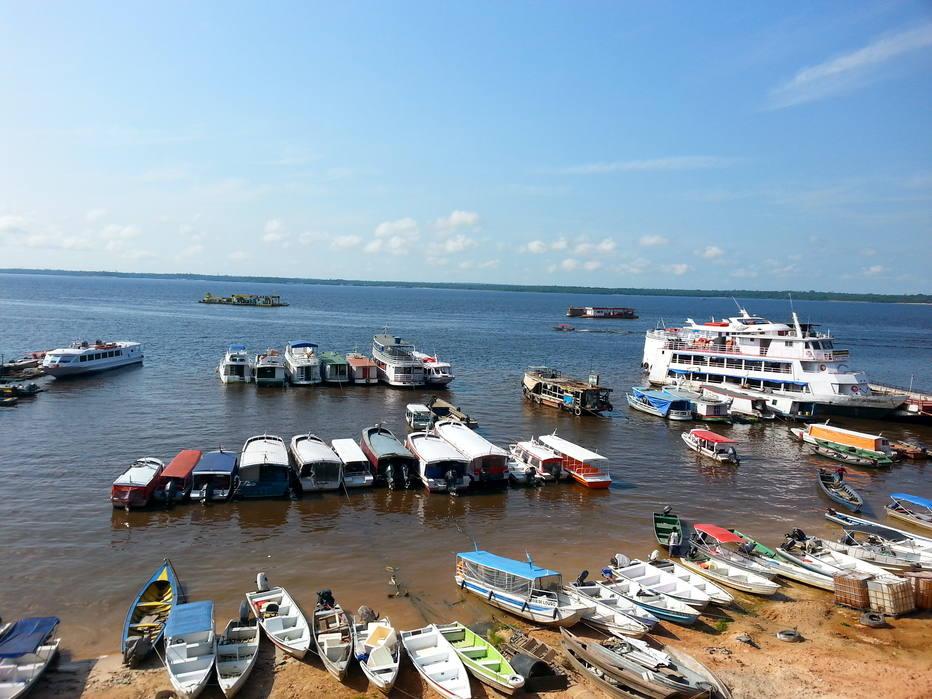 Amazônia e o feitiço das águas do Rio Solimões - Viagem - Estadão