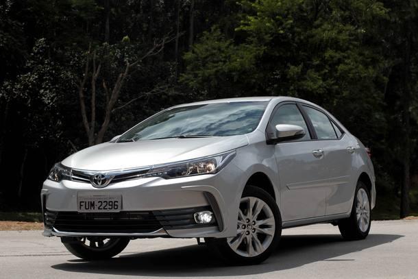 Os carros mais vendidos no mundo em 2017