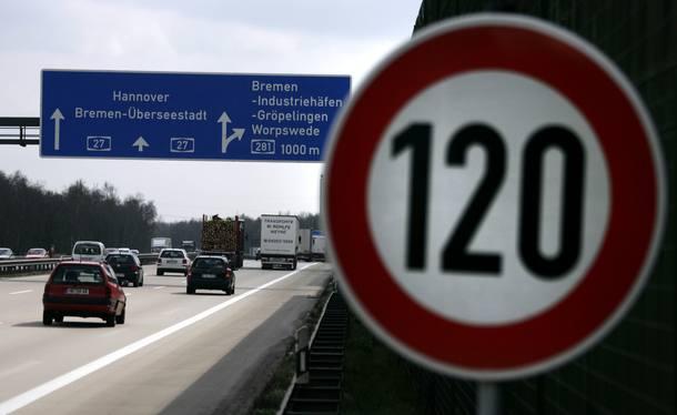 Limites de velocidade pelo mundo