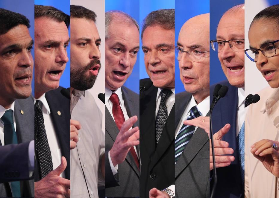 debate presidencial redetv