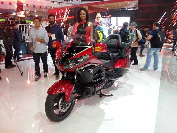 Motos à venda no Brasil por mais de R$ 100 mil