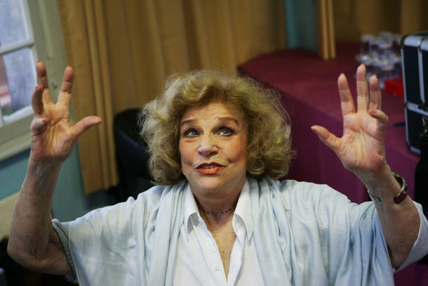 Resultado de imagem para Atriz Tônia Carrero morre aos 95 anos no Rio de Janeiro