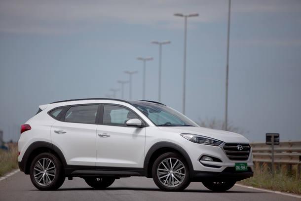 Os 15 SUVs mais vendidos no Brasil em abril