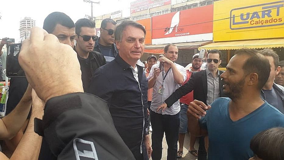 Jair Bolsonaro Ceilandia Passeio Coronavirus