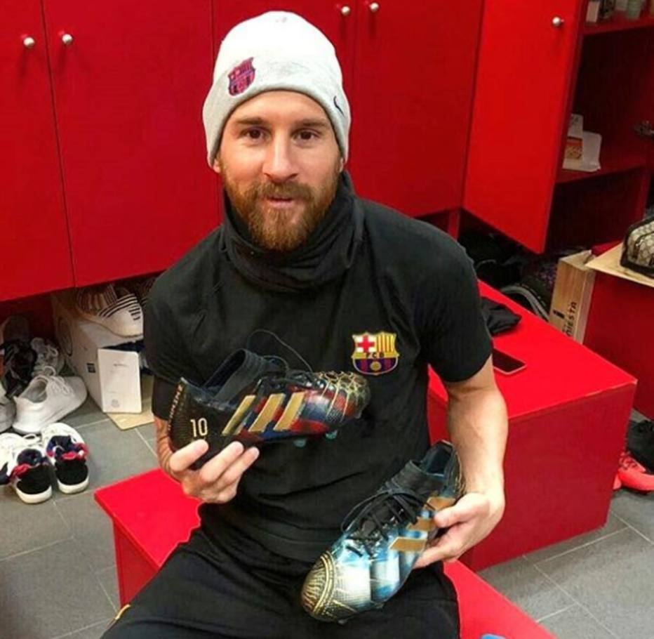 07560c2776 Aprovada por Messi