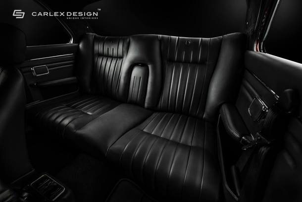 Jaguar XJ Coupé por Carlex Design
