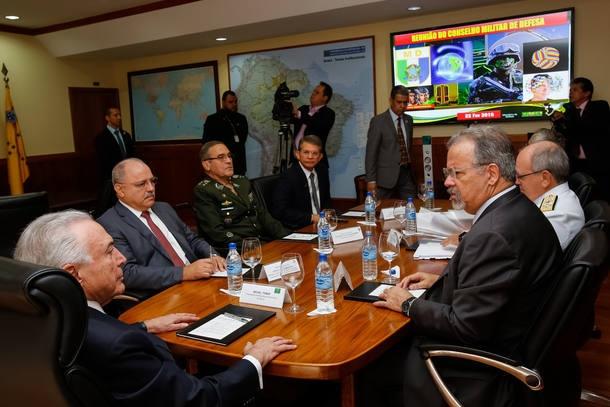Conselho Militar de Defesa