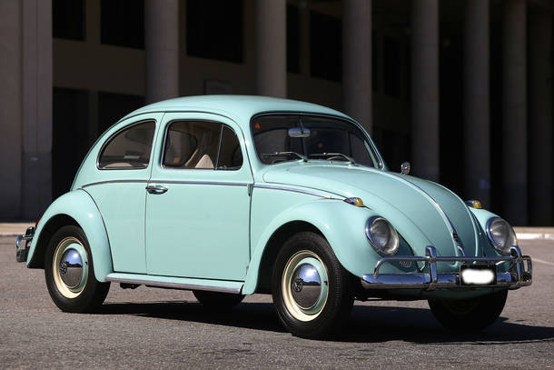 VW 1200 ano 1962 de Marcos Rabinovich