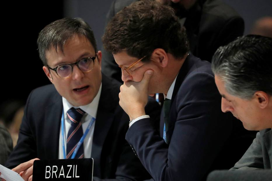 Governo escalou Abin em evento climático da ONU