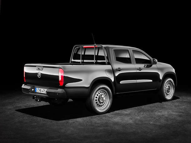Picape Mercedes-Benz Classe X