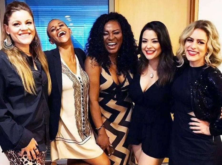 Para alegria dos fãs, grupoRouge irá se apresentar em programa da Globo