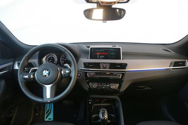 BMW X2 x Volvo XC40