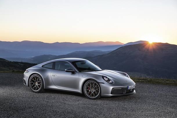 Oitava geração do Porsche 911 (992)