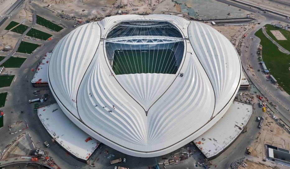 estádio catar