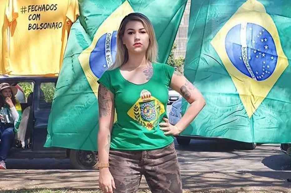 A extremista Sara Giromini