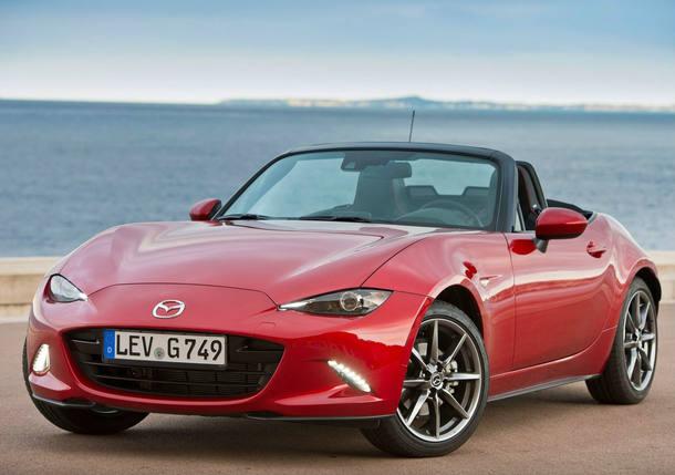 Os dez carros que geram maior satisfação nos EUA