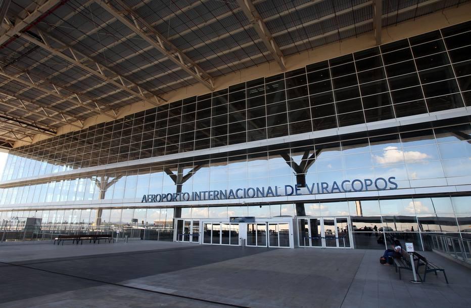 Com pontuação de 8,25, o Aeroporto Internacional de Viracopos ficou na 10ª posição do mundo