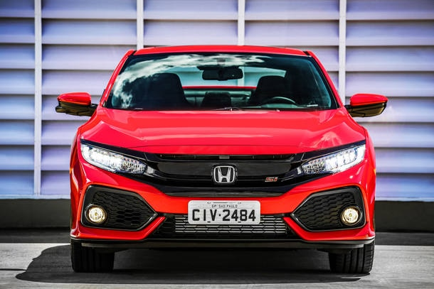 Novo Honda Civic Si