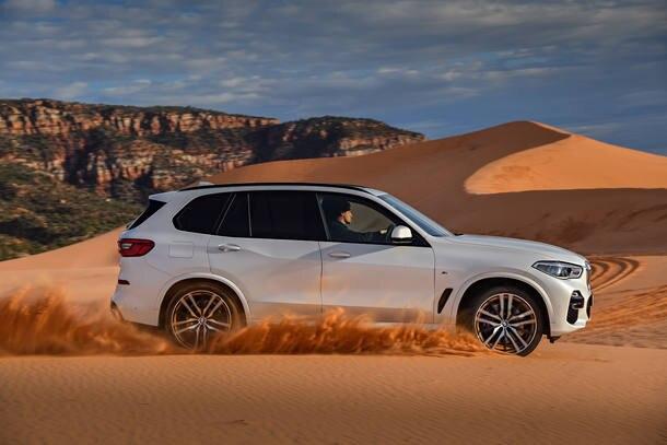 BMW X5 chega à quarta geração