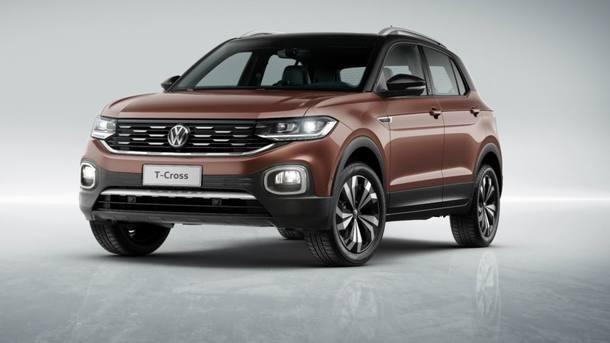 20º - Volkswagen T-Cross