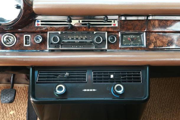 Carro do leitor: Mercedes-Benz 280 SE
