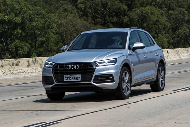 Os carros de luxo mais vendidos em maio de 2018