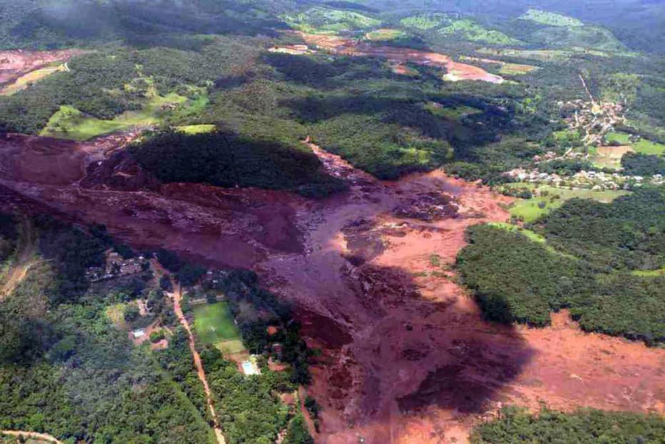 Tragédia em Minas Gerais