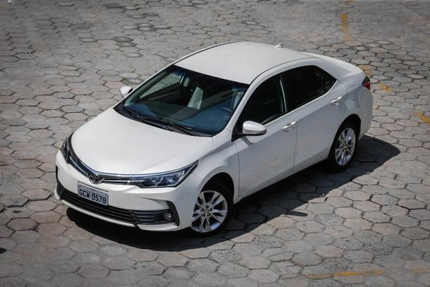 Os carros mais vendidos em fevereiro