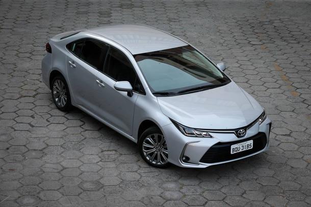 Usados legais pelo preço de um Toyota Corolla zero quilômetro