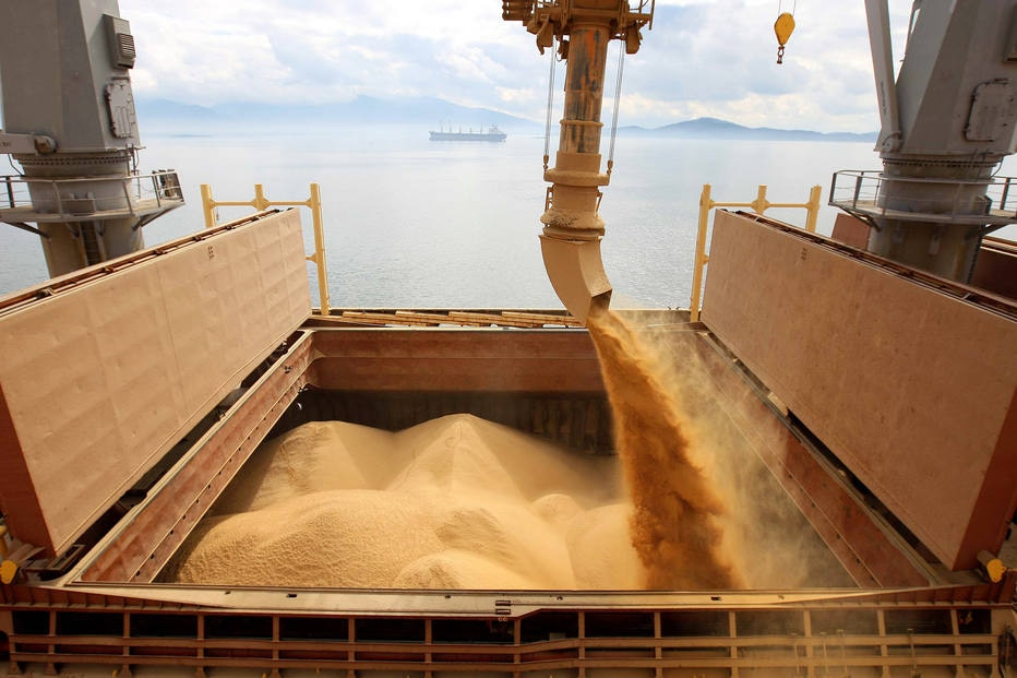 Resultado de imagem para Brasil assina acordo de exportação de soja para a Espanha