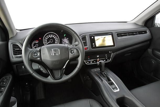Os vacilos do Honda HR-V