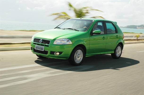 Dez carros mais vendidos de dez anos atrás