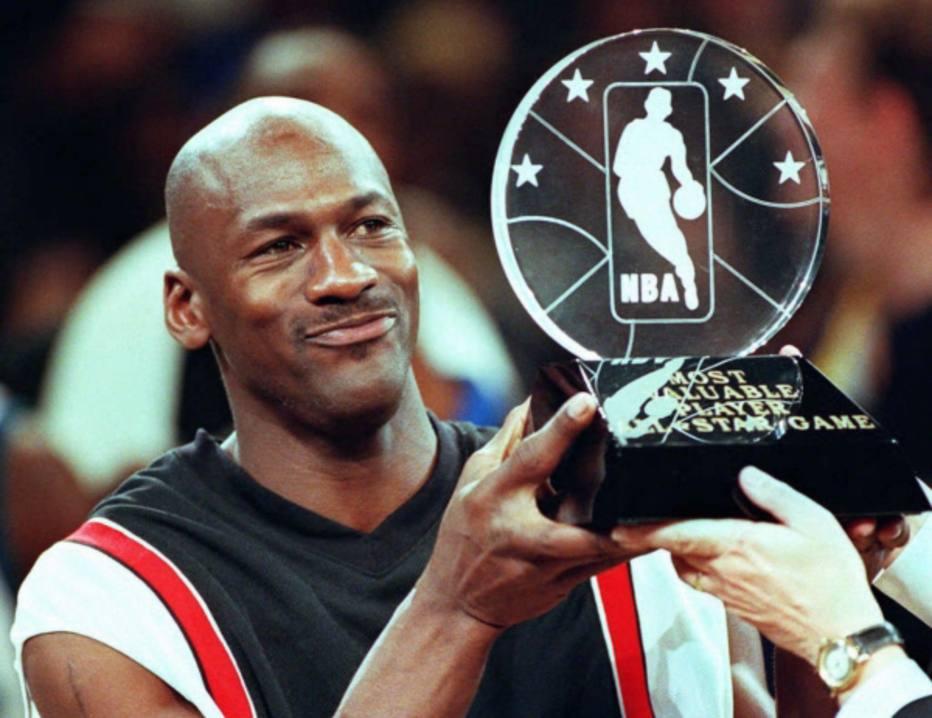 FERA DO PASSADO  Michael Jordan ca7c4e5e52eb2
