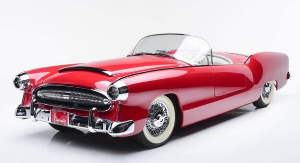 Plymouth Belmont de 1954