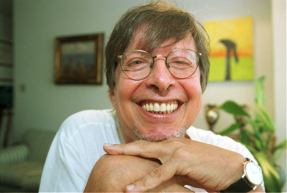 João Carlos Marinho, o gênio dos livro
