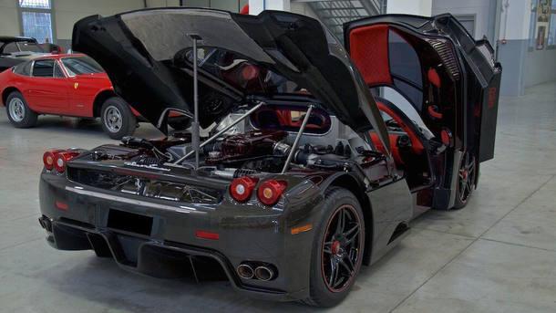 1fd7d7a438a38 Ferrari Enzo por US$ 3,5 milhões. Vale? - Jornal do Carro - Estadão