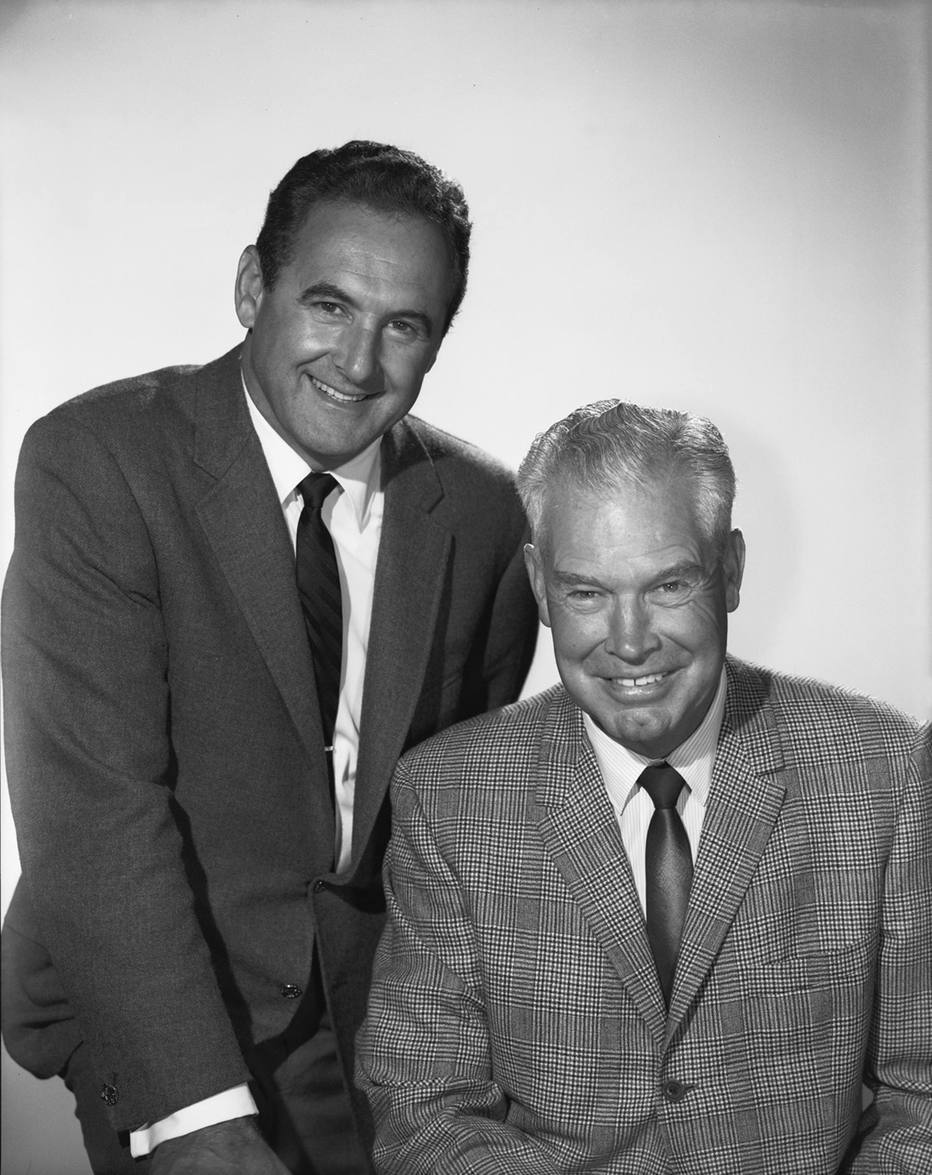 Joseph Barbera (esq.) e William Hanna
